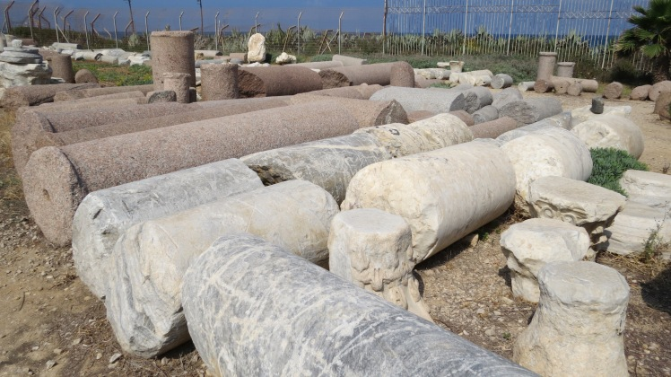 The grave yard of Herod the Great. A man who thought he was powerful but in the end he died and his power came to ruins. How are we building in our life? Are we doing things that will last for eternity or are we wasting our time laying up treasures on earth?