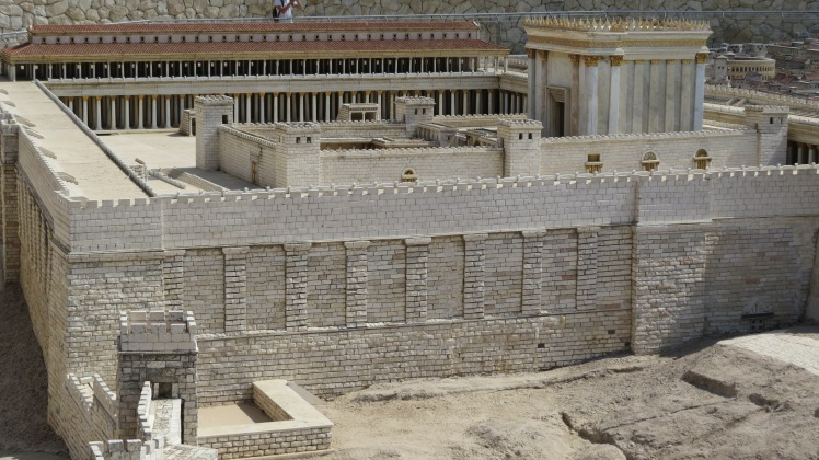 A visit to the model city of Jerusalem in Jesus' time. Also context and history lessons along with it.