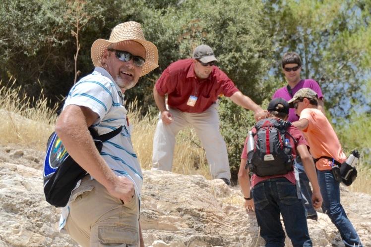 Shemesh Word: Day 1: Gezer, Beit Shemesh, Azekah, Tel Maresha, And Mizpe